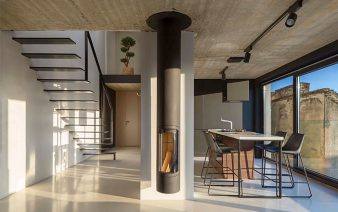 mezzanine apartment bratislava 338x212