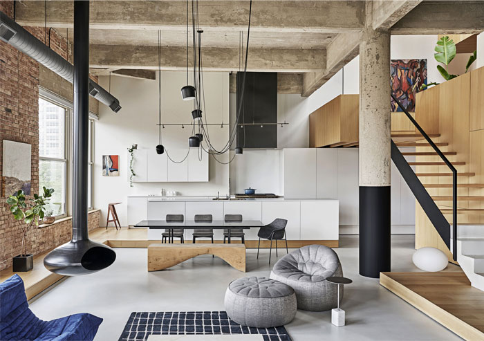 michigan loft vladimir radutny architects 1