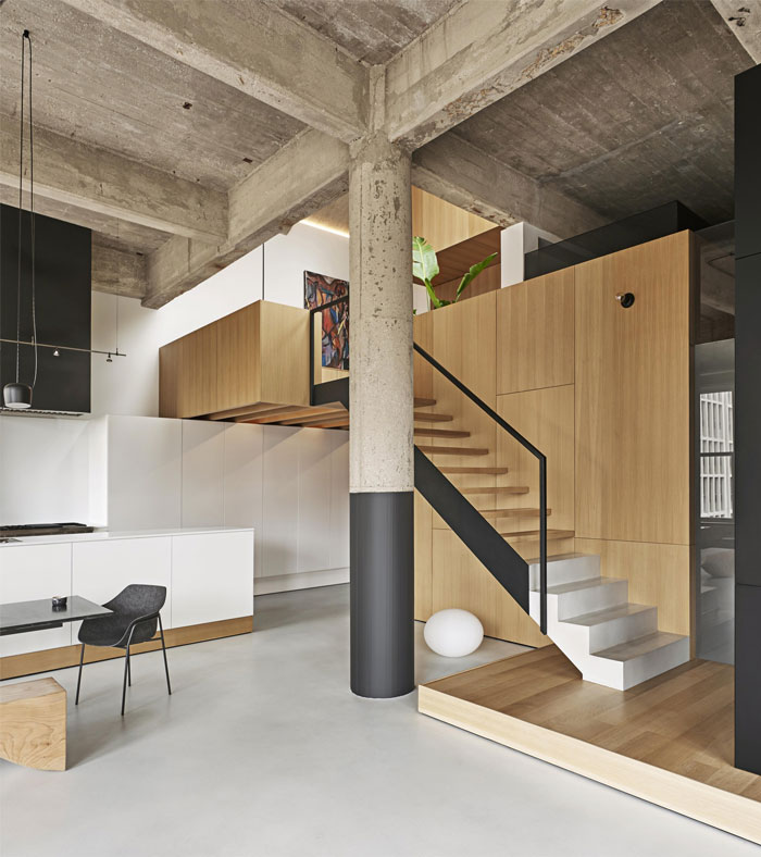 michigan loft vladimir radutny architects 14