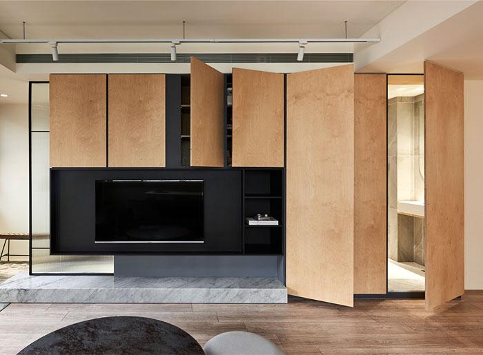 modern tv sets tv walls design 1