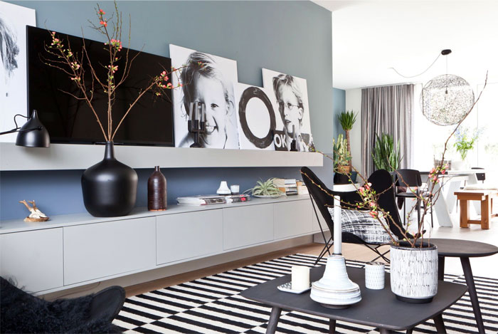 80 Modern Tv Wall Decor Ideas Interiorzine