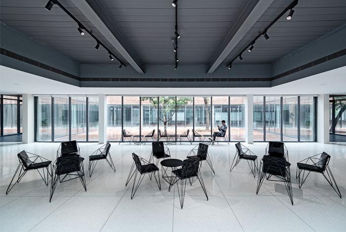 office building archstudio 12