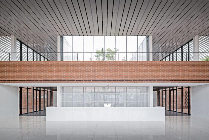 office building archstudio 16