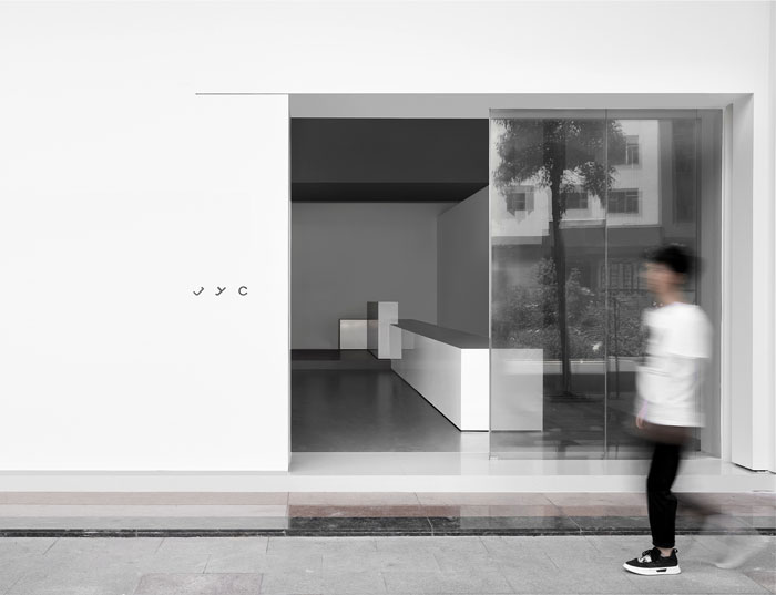 office chinese clothing brand AD Architecture 15