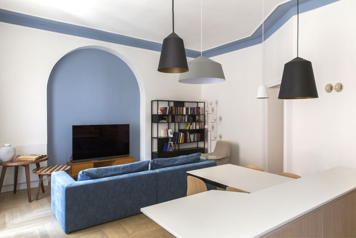 renovation rome apartment filippo bombace 13