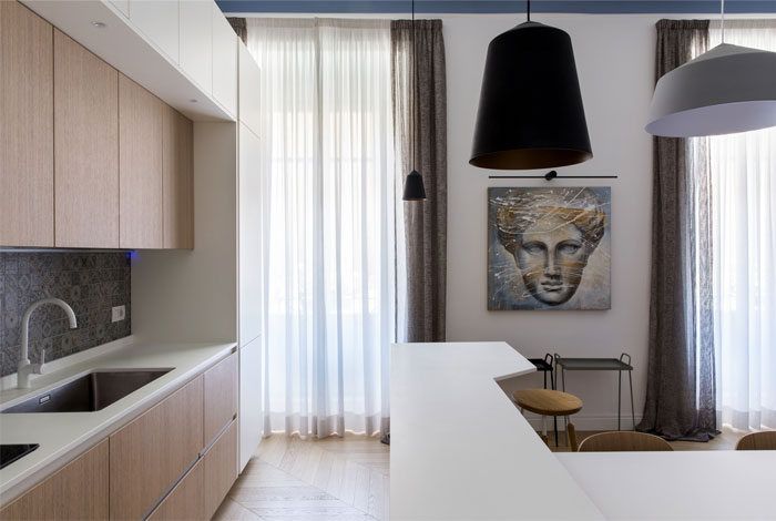 renovation rome apartment filippo bombace 6