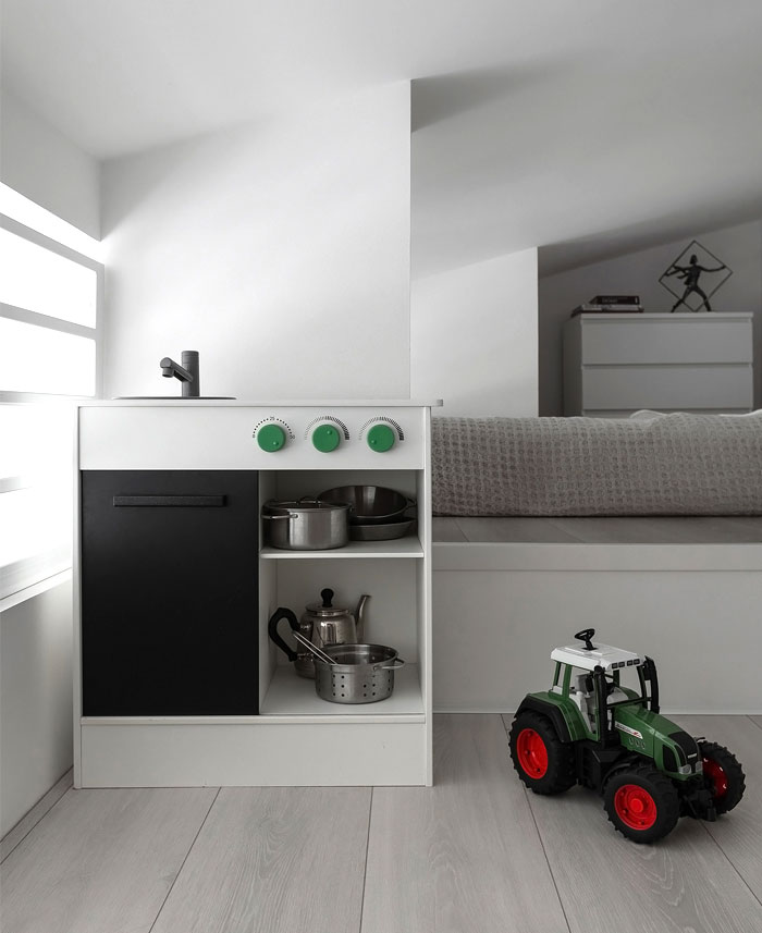 small space design project Greenbor 1