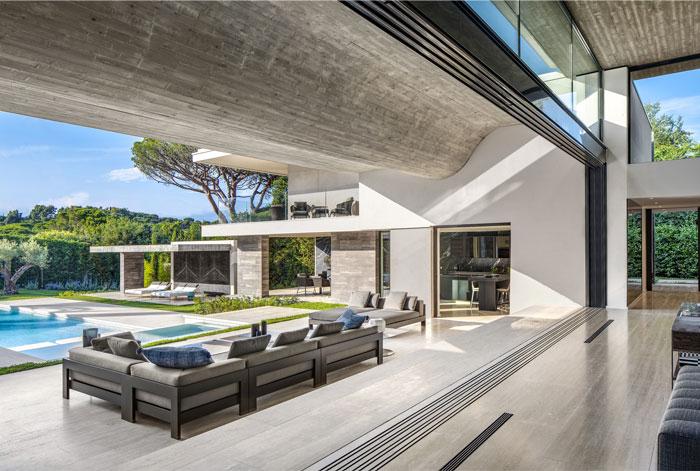 summer house Saint Tropez SAOTA 11