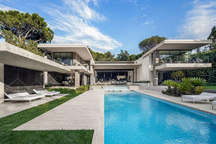 summer house Saint Tropez SAOTA
