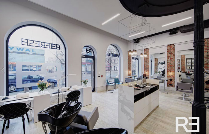 wireflow pendant barber shops 5