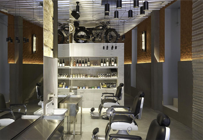 wireflow pendant barber shops 9