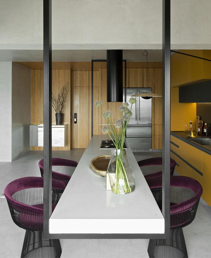 dijon kitchen diego revollo arquitetura 9