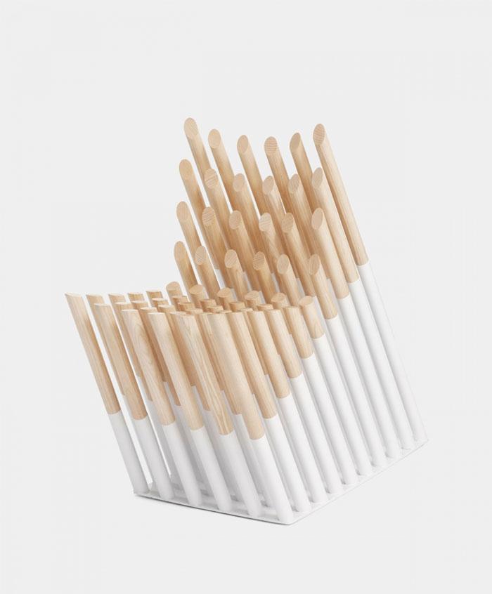 lervik spike chair 2