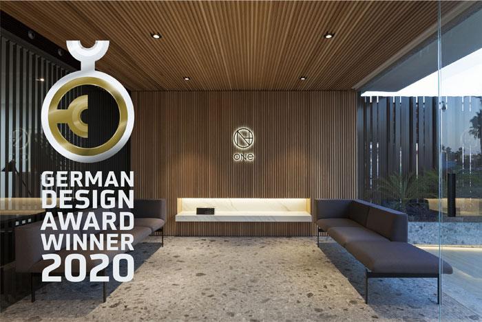 manuel garcia asociados received a german design award 3