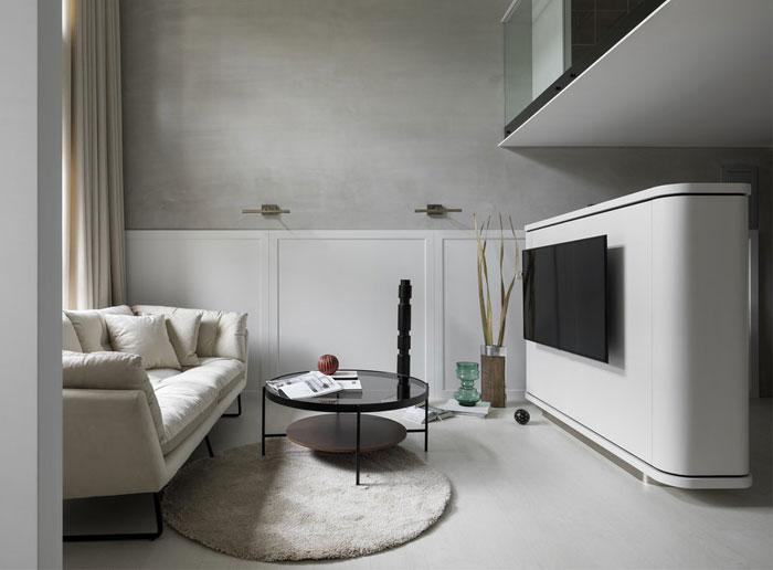 mezzanine apartment studioin2 2