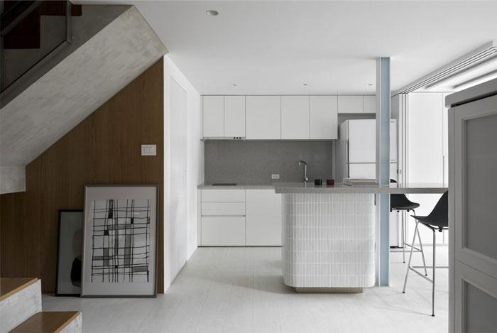 mezzanine apartment studioin2 5
