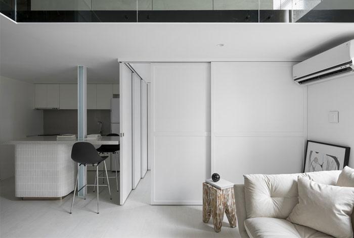 mezzanine apartment studioin2 7