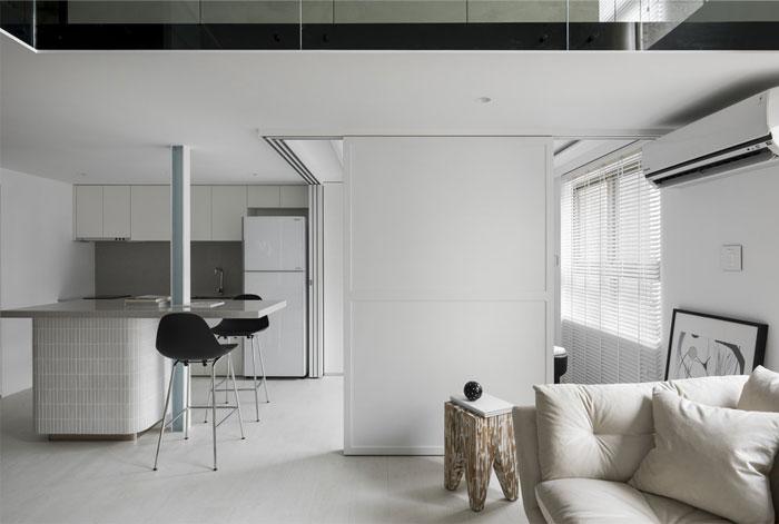 mezzanine apartment studioin2 9