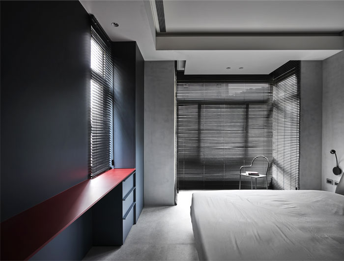small scale apartment Waterfrom Design 15