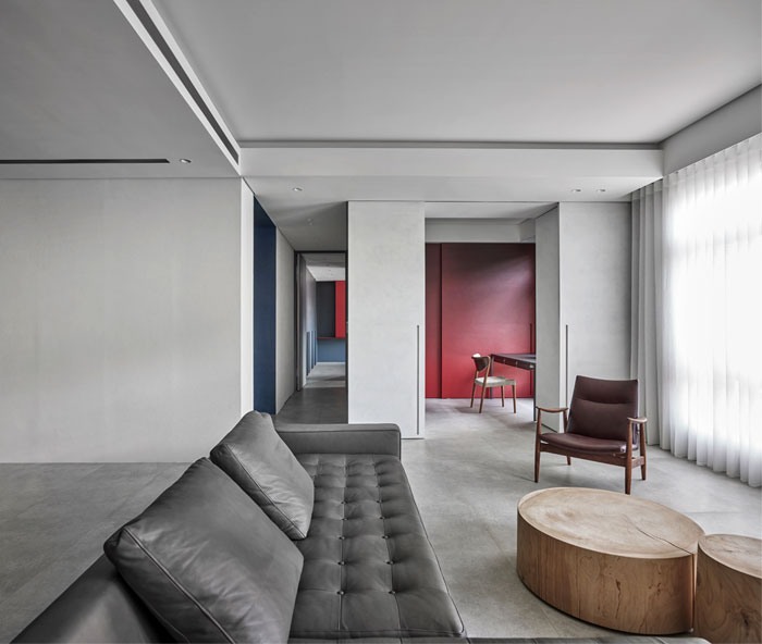 small scale apartment Waterfrom Design 19