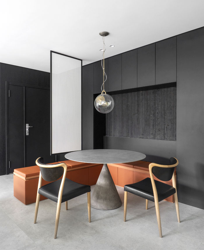 small scale apartment Waterfrom Design 2