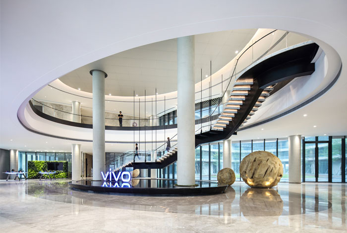 vivo headquarters dongguan CCD 3