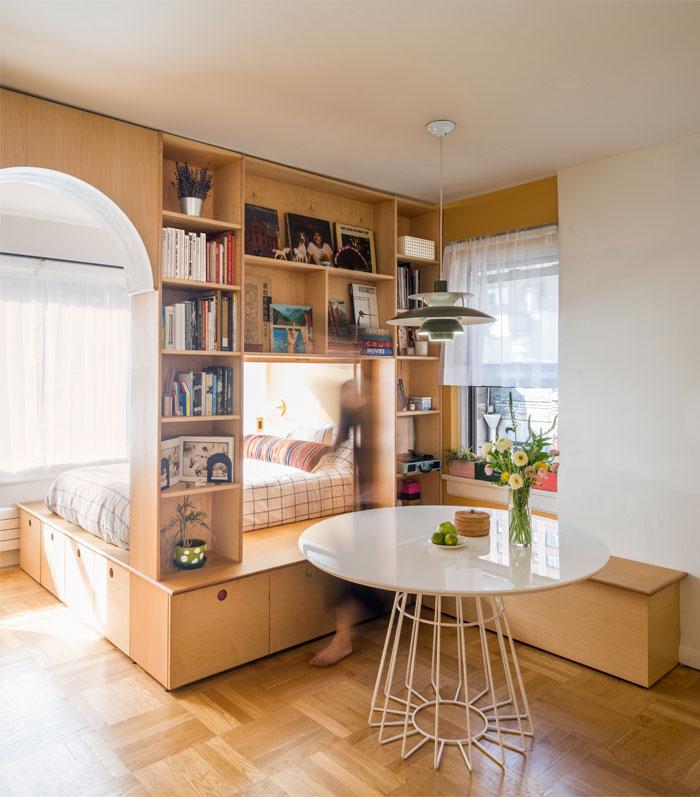 limited space apartment sandy wen studio 3