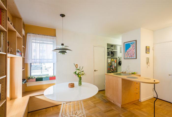 limited space apartment sandy wen studio 4