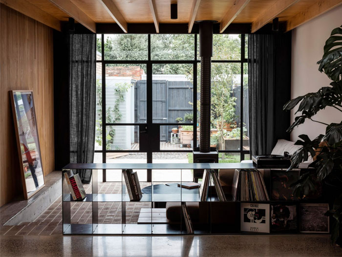 north fitzroy house olaver architecture 11