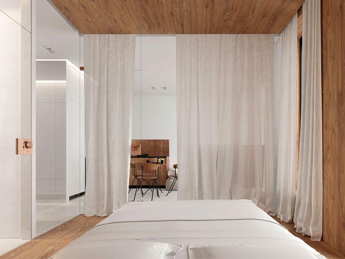 white studio apartment sirotov architects 4
