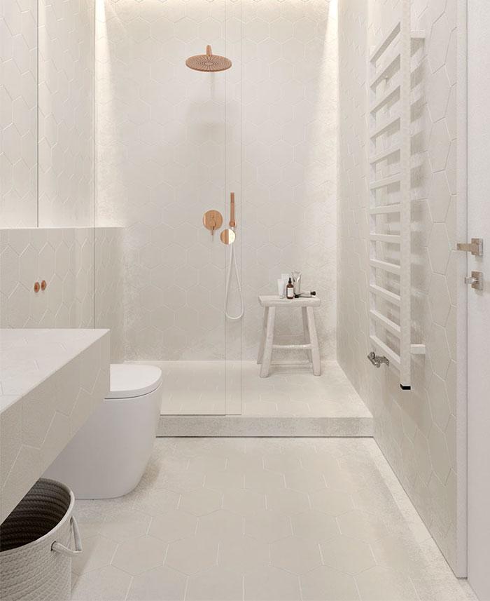 white studio apartment sirotov architects 9