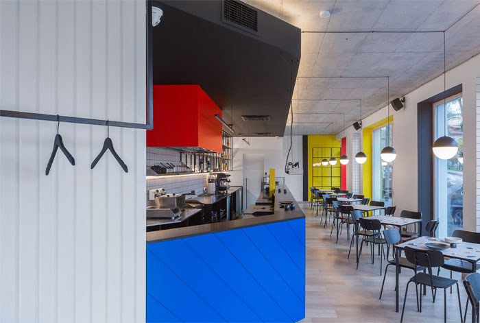 aiai architects interior lola cafe vilnius 2