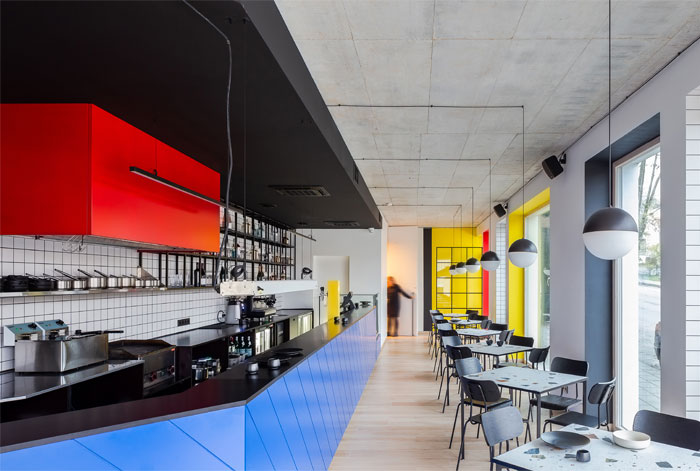 aiai architects interior lola cafe vilnius 3