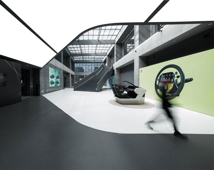 byton production base office 18