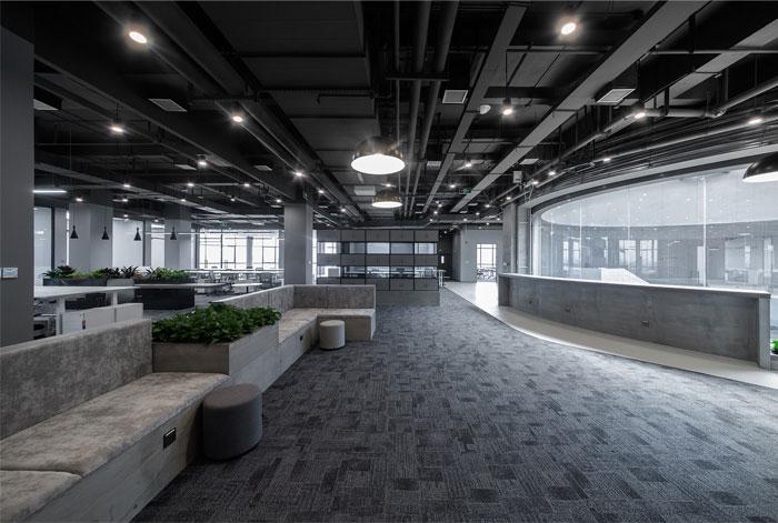byton production base office 5