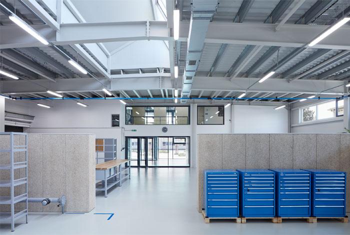 manufacturing administrative building pilana karbid 20