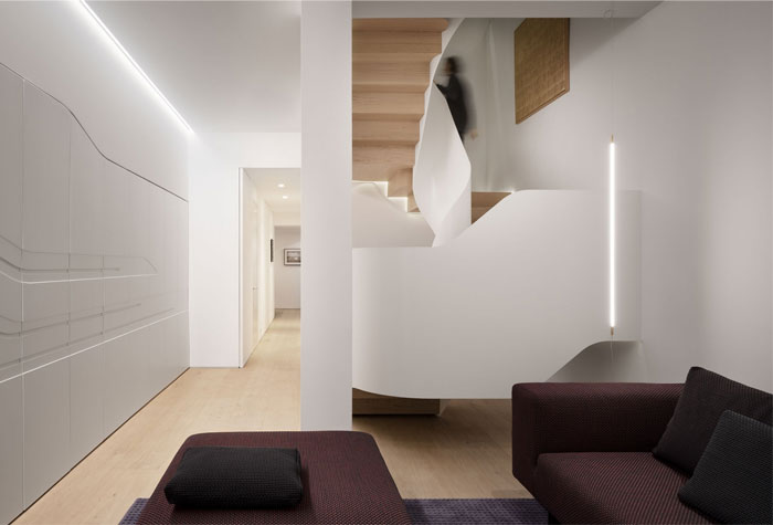 sculptural renovation victorian terraced house london 1