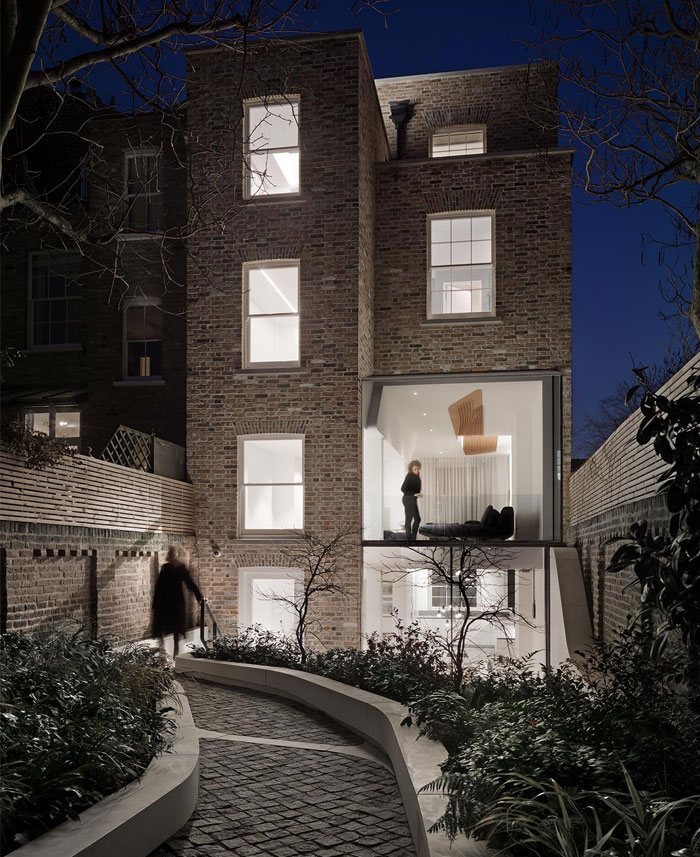 sculptural renovation victorian terraced house london 20