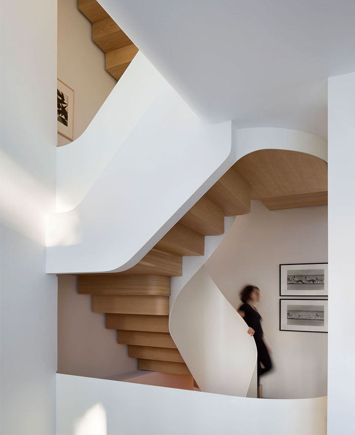 sculptural renovation victorian terraced house london 3