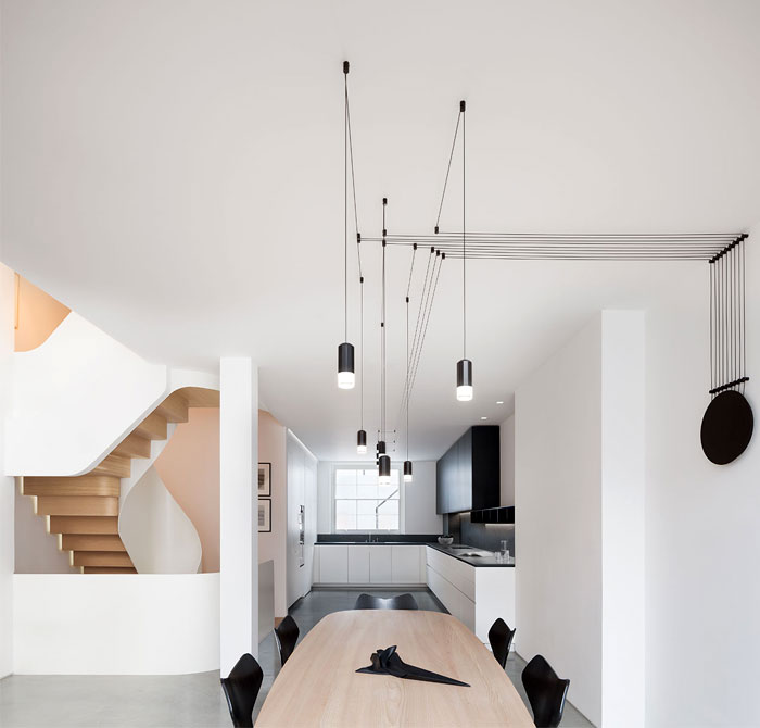 sculptural renovation victorian terraced house london 6