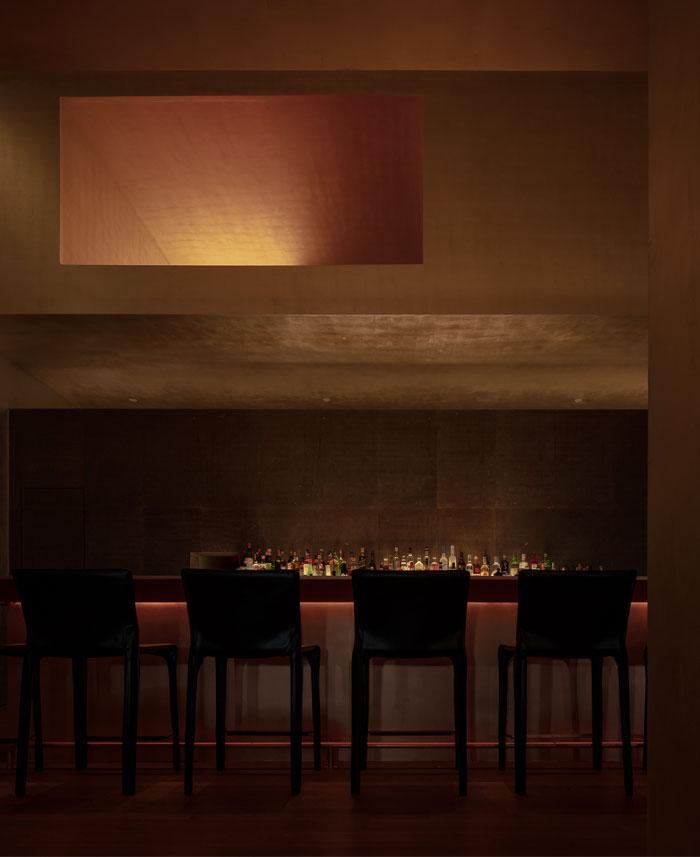voisin organique restaurant lounge 11