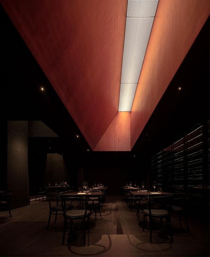 voisin organique restaurant lounge 16