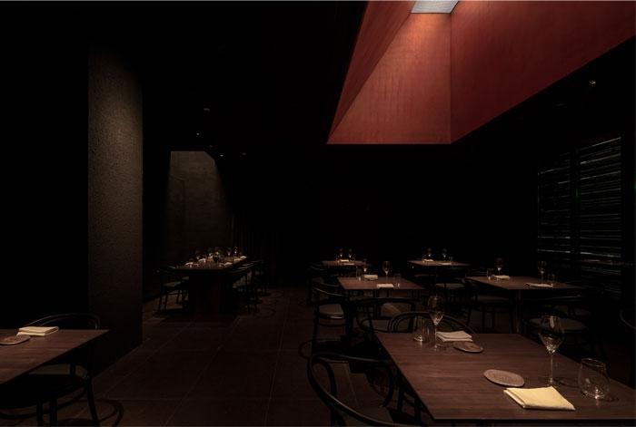 voisin organique restaurant lounge 18