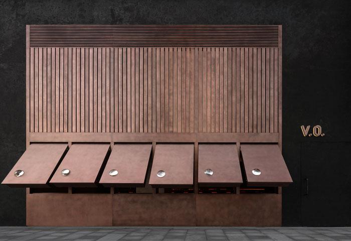 voisin organique restaurant lounge 2
