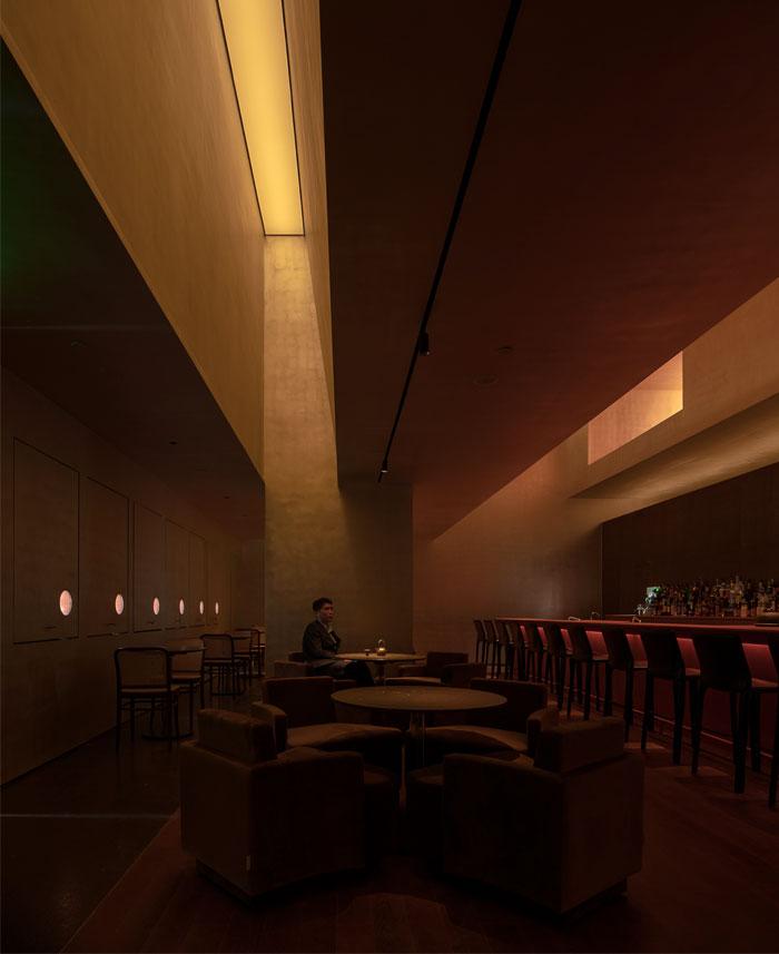 voisin organique restaurant lounge 4