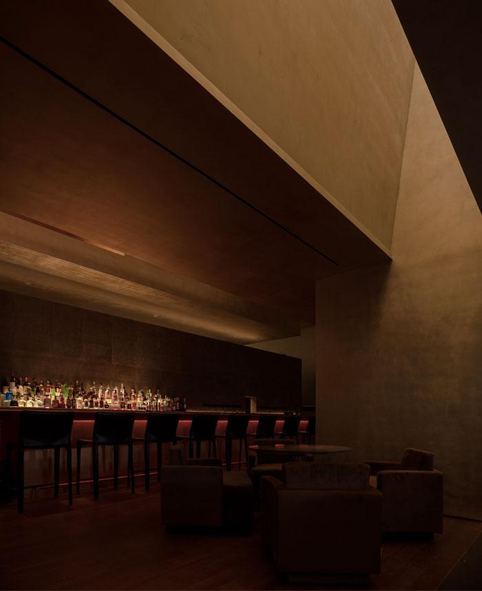 voisin organique restaurant lounge 5