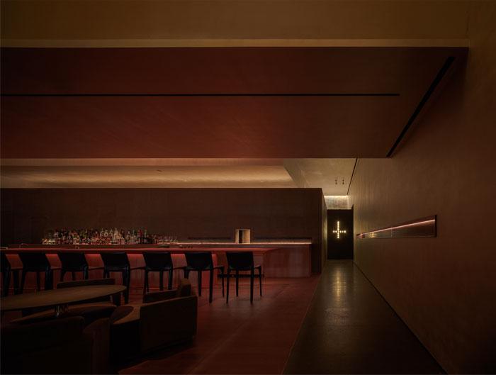 voisin organique restaurant lounge 7