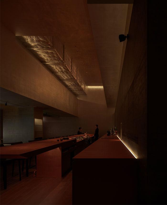 voisin organique restaurant lounge 8