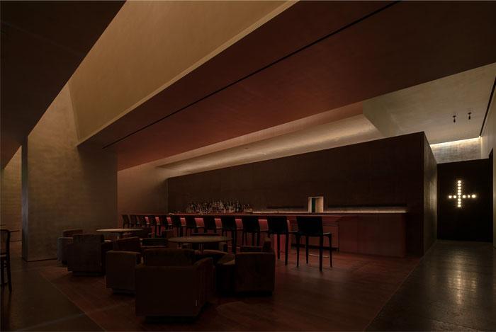 voisin organique restaurant lounge 9