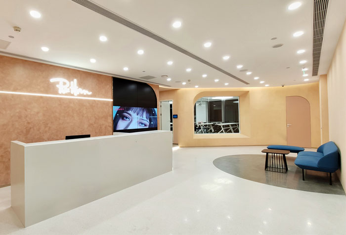 Ruhnn Culture Office InDeco 3